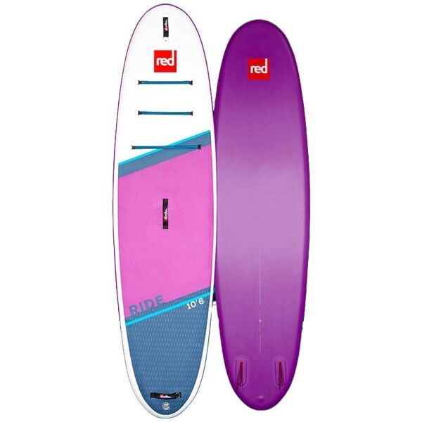 "Red Paddle 10'6"" Ride SE (purple) 2021 премиальная SUP-доска"